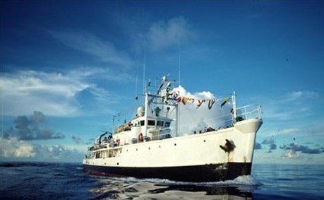 calypso scale model ship plans