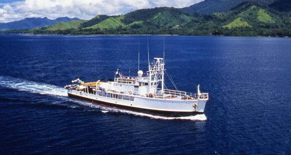 cousteau's calypso model ship plans