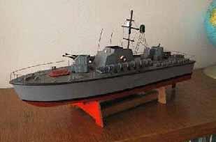 k 203c  torpedo boat