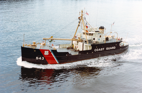 USCG White Holly White Sumac White Sage scale Model Plans