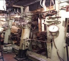 ss explorer steam engine