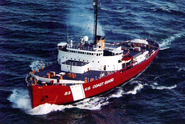 USCGC Mackinaw scale model plans 83
