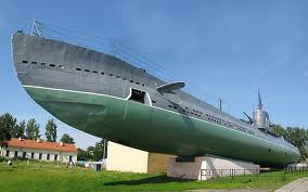 Soviet d class submarines d-2