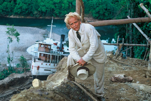 Fitzcarraldo movie steamship