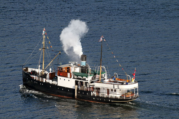 boroysund steam ship norway