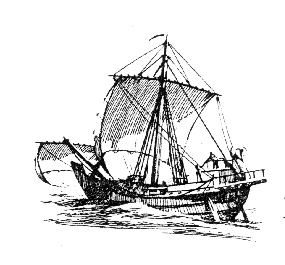 byzantine merchant ship