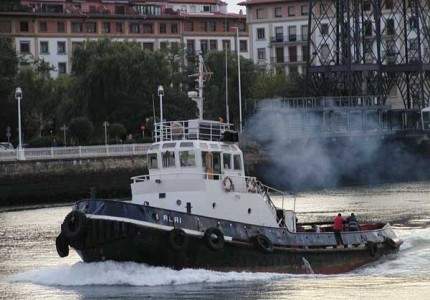 Alai tugboat model plans 3d rc model