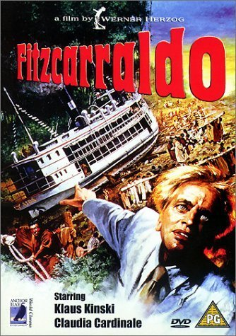 fitzcarraldo movie poster 1982