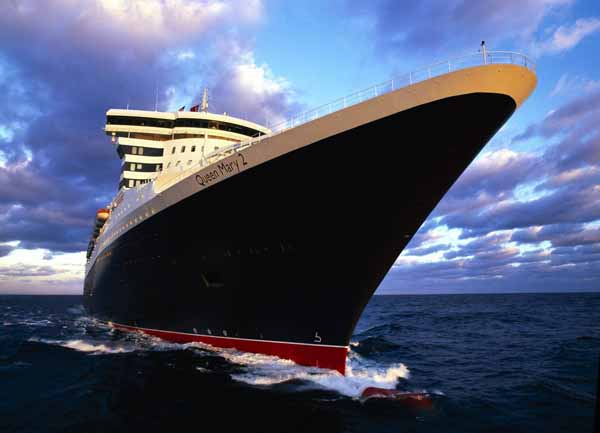 queen mary 2 ship documentary