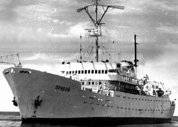 hobby ship model plans research ship priboj