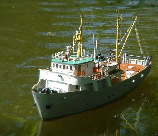 hobby al moktashef fishing vessel blueprints