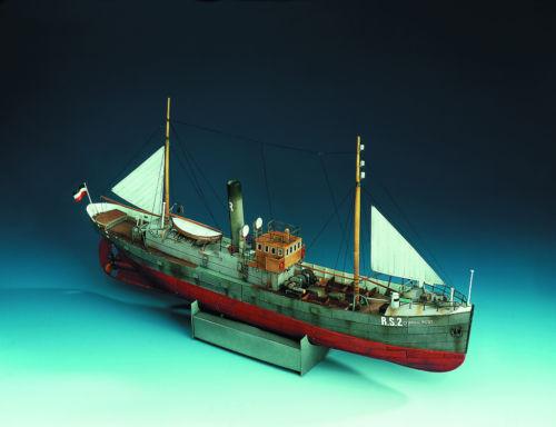 modelling hobby consul pust trawler