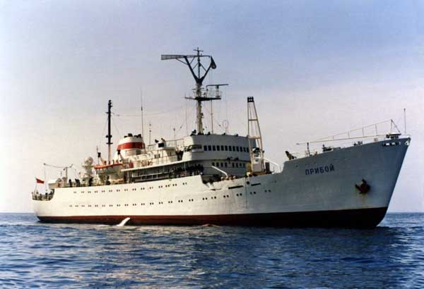priboy research and survey ship plans