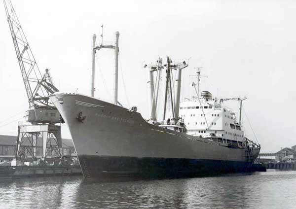 model hobby rudolf breitscheid cargo ship
