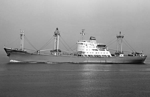 Rudolf Breitscheid was the sixth of 16 sister ships which were called ...