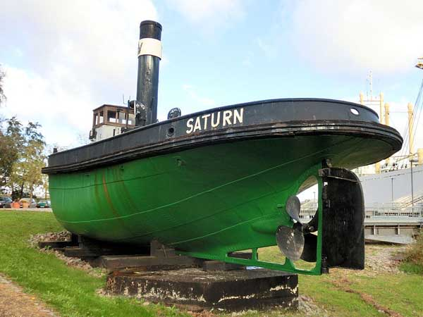 saturn tugboat hobby model ship plans