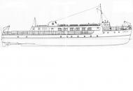 hobby maritime julia passenger boat plans