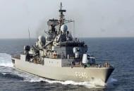 TurkishNavy frigate TCG Yavuz (F 240)