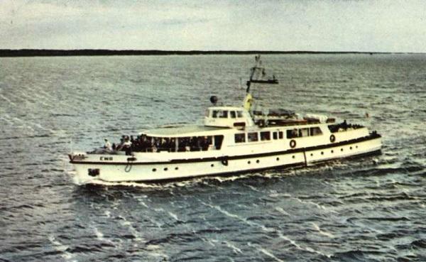 ewa polish passenger vessel