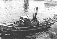 frank tugboat 1905 hamburg dampfschlepper