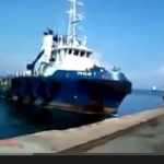 psalm 1 tugboat ship accident video
