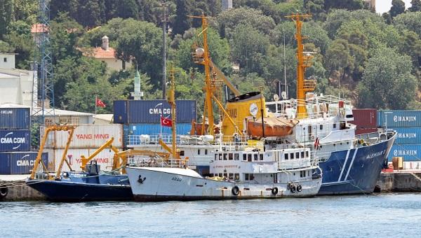 arar ve alemdar 2 gemileri