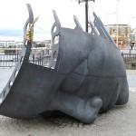 brian fell merchant seamans memorial cardiff bay