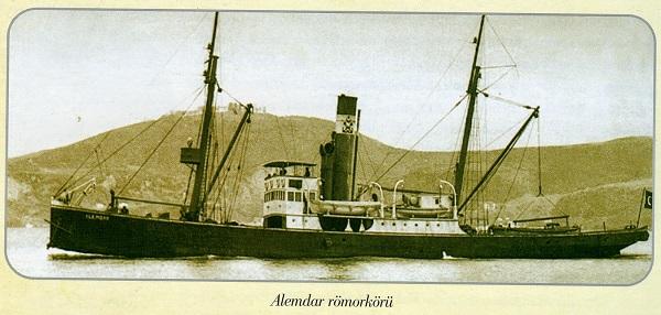 Alemdar gemisi DANMARK kdz ereğli zonguldak 7