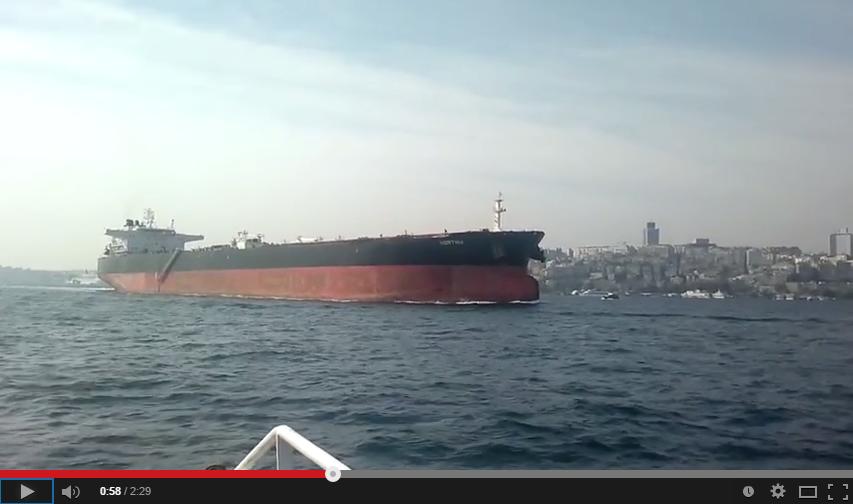 MV Northia istanbul shipspotting