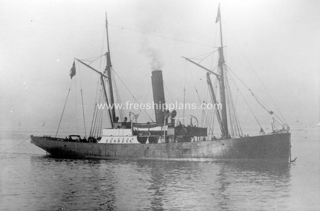 alemdar gemisi yeni fotograflar SS danmark 10