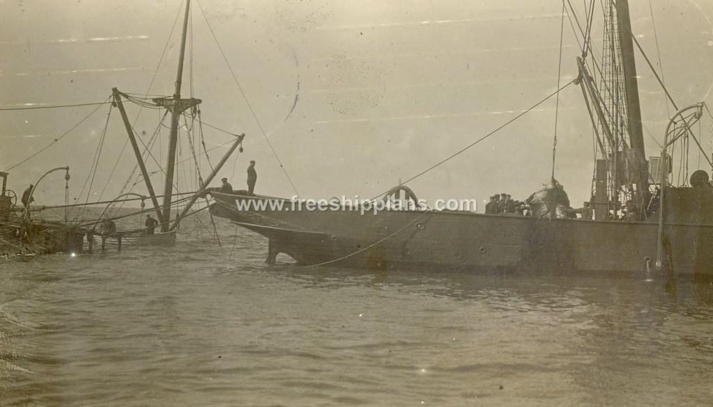 alemdar gemisi kurtarma çalışması danmark tugboat salvage