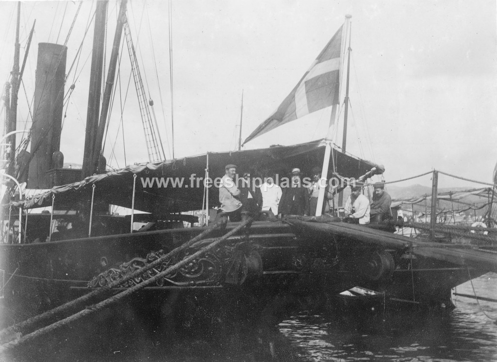 alemdar gemisi yeni fotograflar SS danmark 4