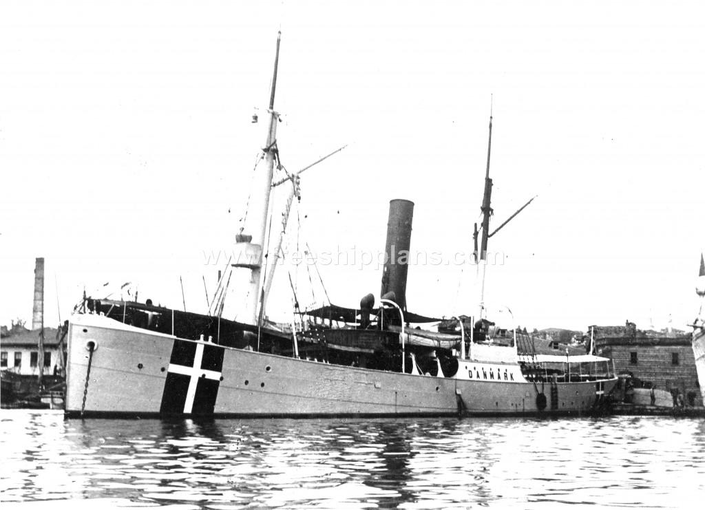 alemdar gemisi yeni fotograflar SS danmark 7