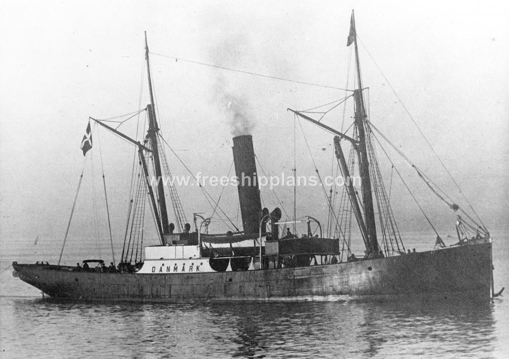 alemdar gemisi yeni fotograflar SS danmark 8