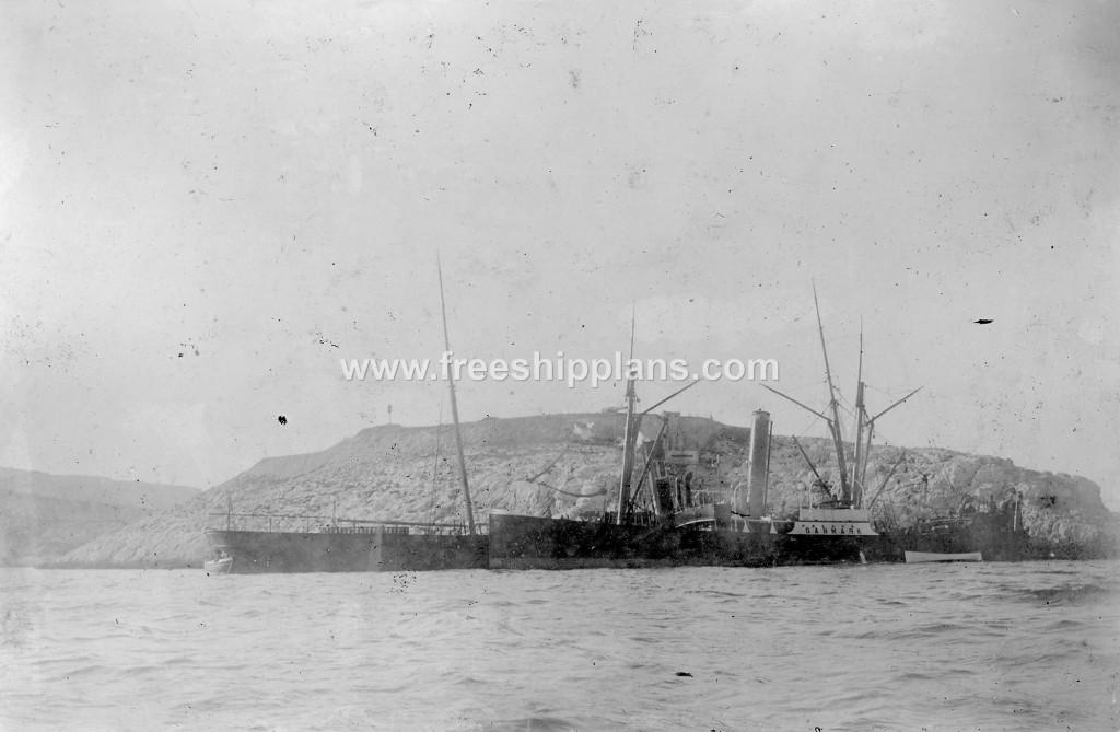 alemdar gemisi yeni fotograflar SS danmark 9