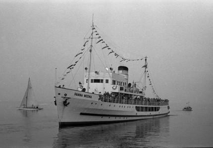 scale model ship plans Panna Wodna