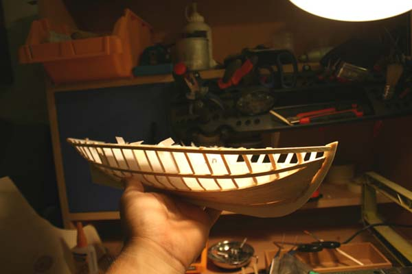 Fethiye fishing model boat building guide 10
