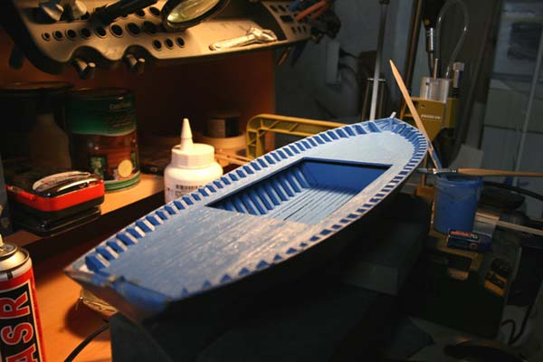 Fethiye fishing model boat building guide  26