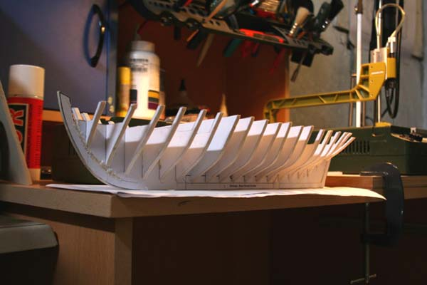 Fethiye fishing model boat building guide  7