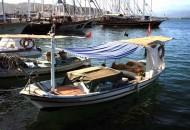 model fishing boat fethiye balıkçısı plans blueprints