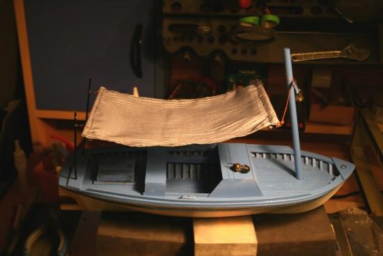 fethiye fishing boat building tutorial 21