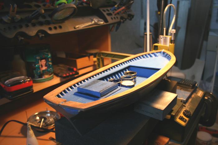 fethiye fishing boat building tutorial 24