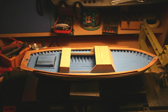 fethiye fishing boat building tutorial 26