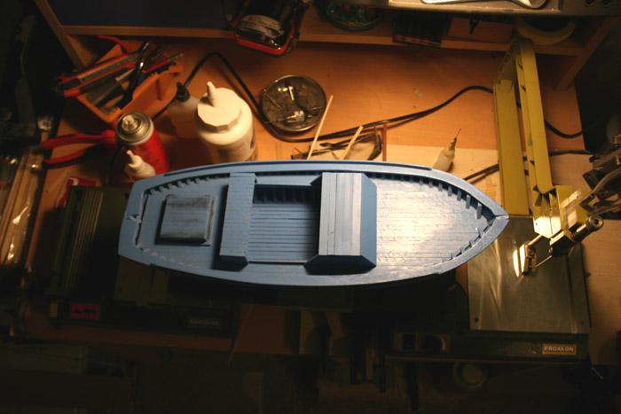 fethiye fishing boat building tutorial 29