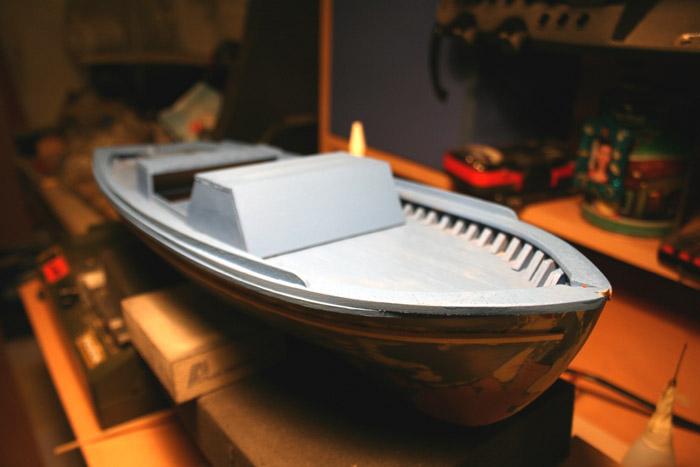 fethiye fishing boat building tutorial 30