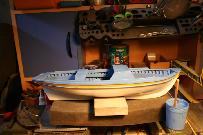 fethiye fishing boat building tutorial 34