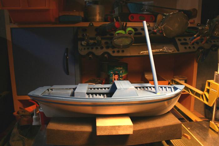 fethiye fishing boat building tutorial 36