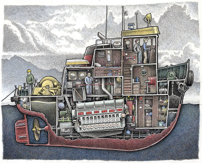 tugboat drawing tom crestodina
