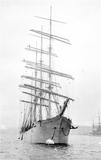model tall ship plans lauriston tovarisch