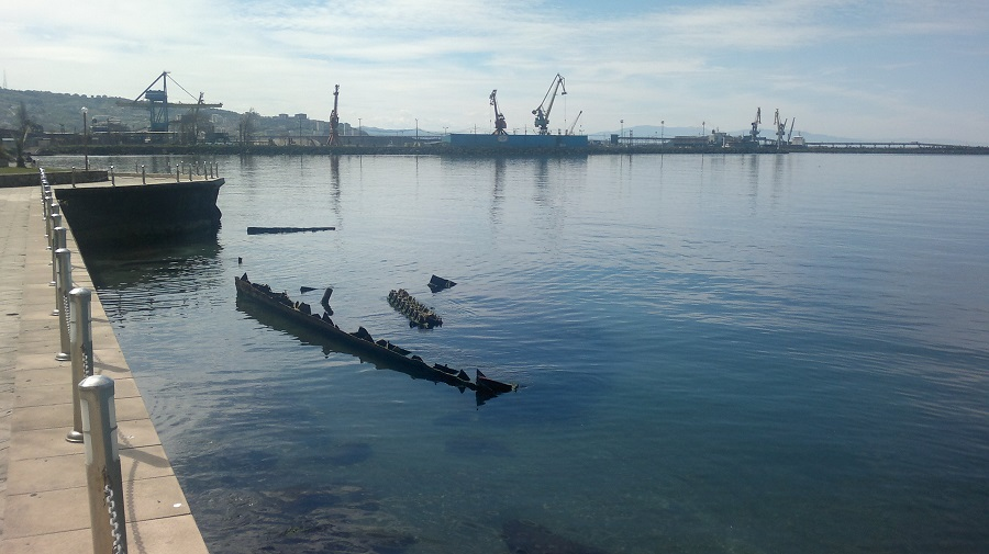 ahsen shipwreck eregli (1)